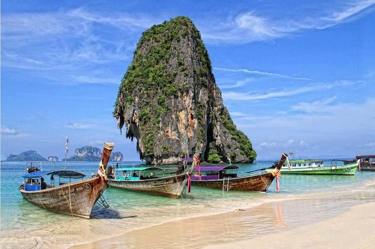 ♥  Thailand   Beautiful Places In The World