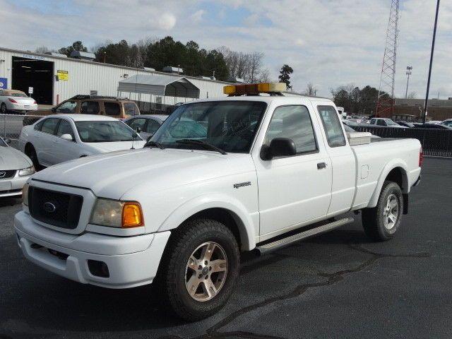 2005 Ford Ranger 2005 FORD RANGER - 4.0L V6 - 4X4 - 54216