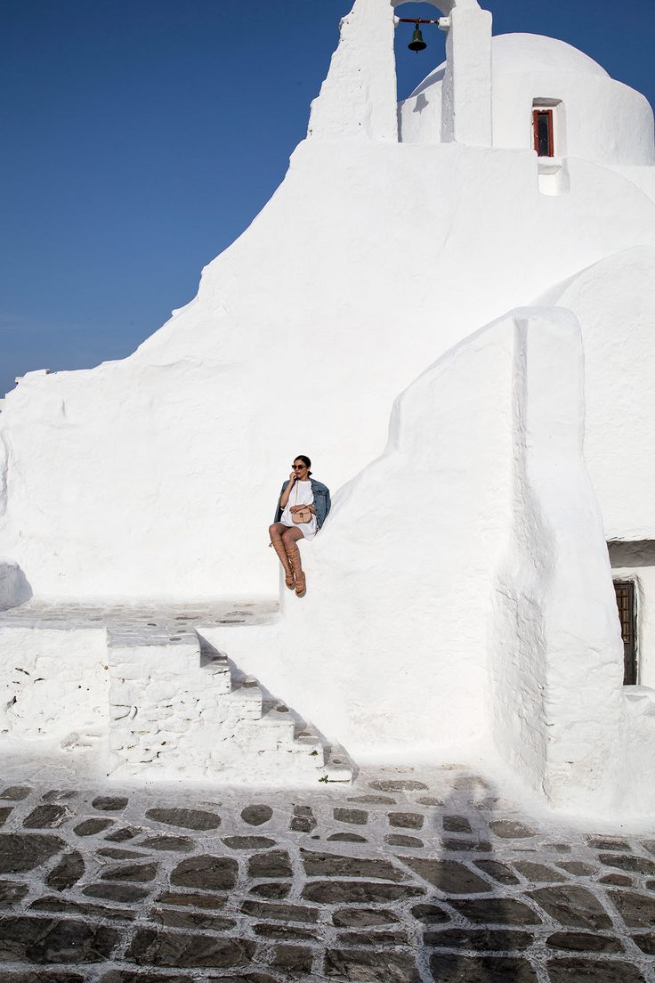 What To Wear In The Greek Islands - Read all Tips at Stella Asteria | Fashion