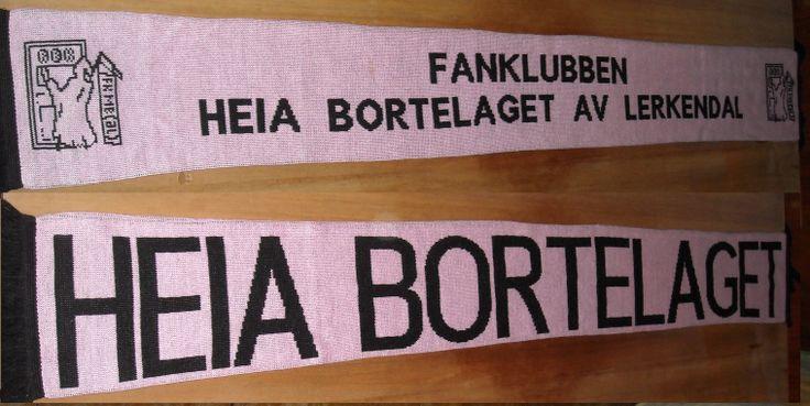 Rosenborg BK - Heia Bortelaget Buy it from www.ScarvesForSale.eu