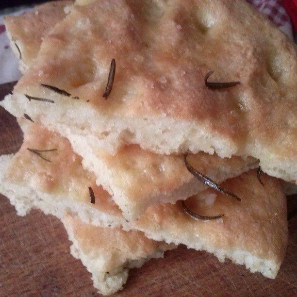 La mia prima pizza bianca senza glutine, provatela anche voi!