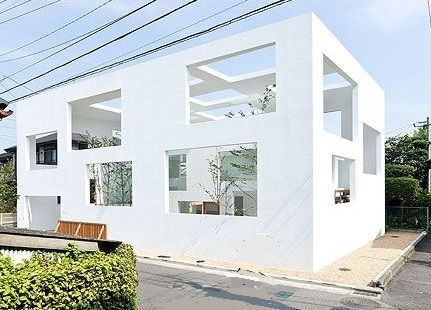 17 images about house n sou fujimoto on pinterest for N house sou fujimoto