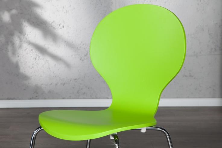 Form Stuhl grün bei Riess Ambiente