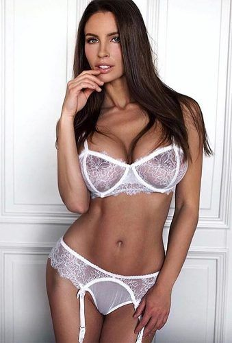 f1d030feeeb3d 30 Best Bridal Lingerie Ideas