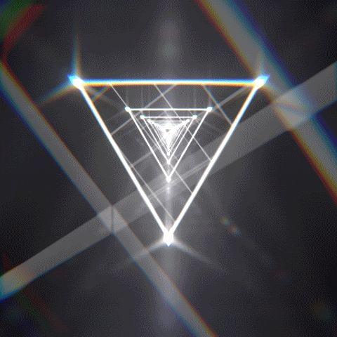 So triangle