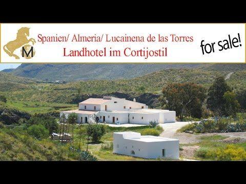 Almeria, Lucainena de las Torres, Cortijo, Finca, Landhotel zu verkaufen...