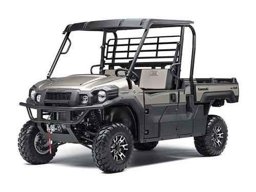 New 2017 Kawasaki MULE PRO-FX RANCH EDITION ATVs For Sale in Alabama. 2017 KAWASAKI MULE PRO-FX RANCH EDITION, Managing a ranch is hard work. To get the toughest jobs done, the Mule PRO-FX Ranch Edition Side x Side is built for versatility, capability and comfort and stands apart with premium features and styling. Massive cargo bed can fit a standard size 40 x 48 pallet with the tailgate closed. Premium Features: Alloy wheels, sun top, and LED auxiliary headlights. Ranch Edition Exclusive…