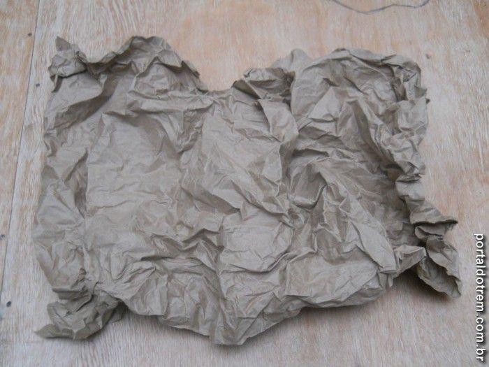 Uma maneira fácil de fazer montanhas e morros (foto 6)