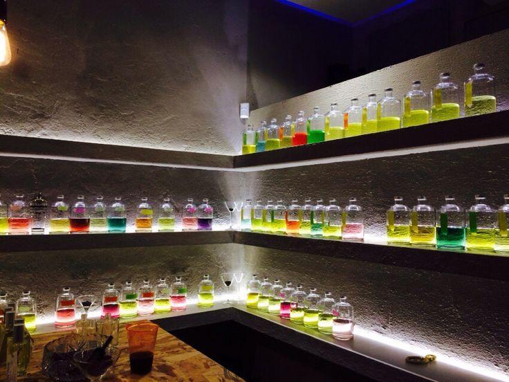 Perfume baror: beautiful corner