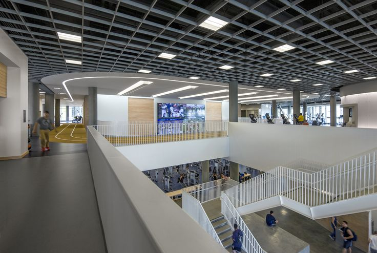 Gallery of UC Riverside Student Recreation Center Expansion / CannonDesign - 15