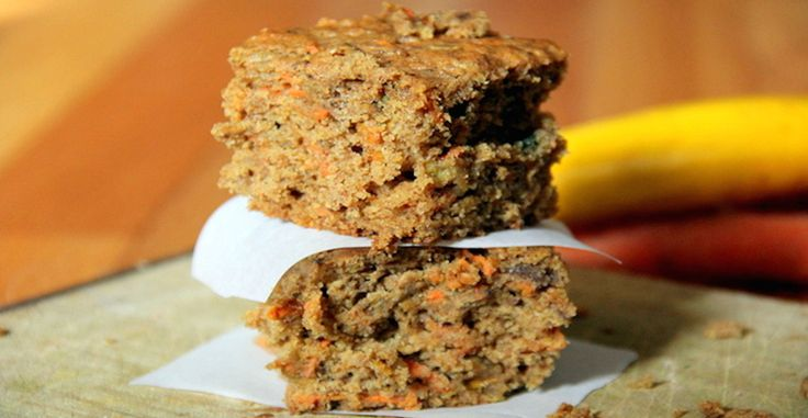 Vegan Zucchini Carrot Cake #desserts #recipes #vegan