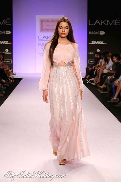 Shehla Khan at Lakme Fashion Week Summer/Resort 2014