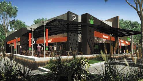 Emprendimiento Leloir Office Plaza By STILOS Real Estate