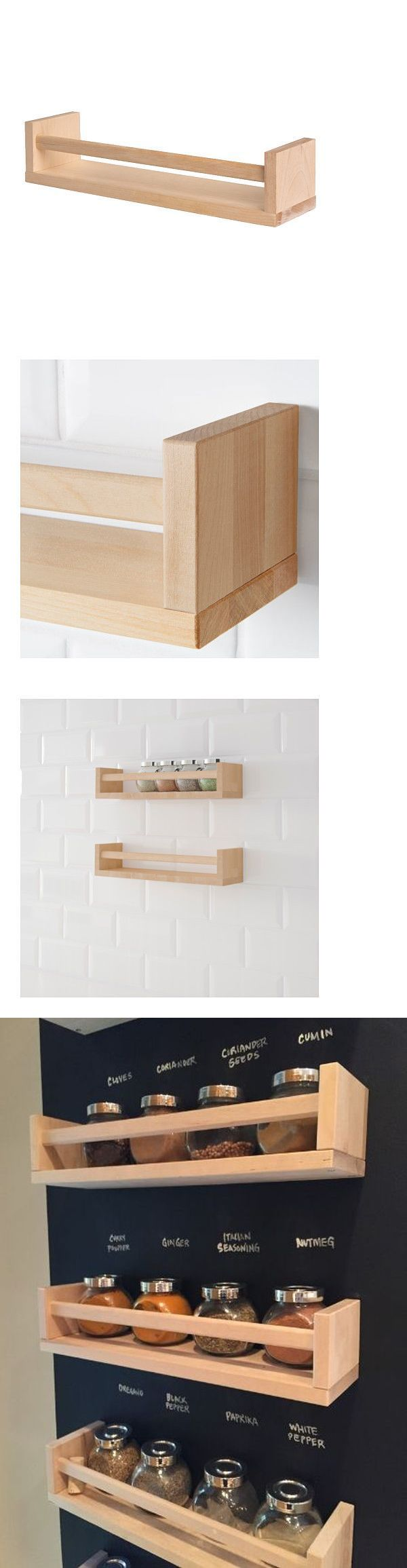 Bekvm Spice Rack The 25 Best Ikea Spice Jars Ideas On Pinterest Stacking Shelves
