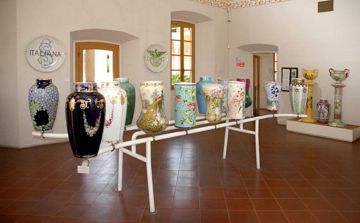 umbrella stand hall #MIDeC - Museo Internazionale del Design Ceramico #Cerro - #LavenoMombello