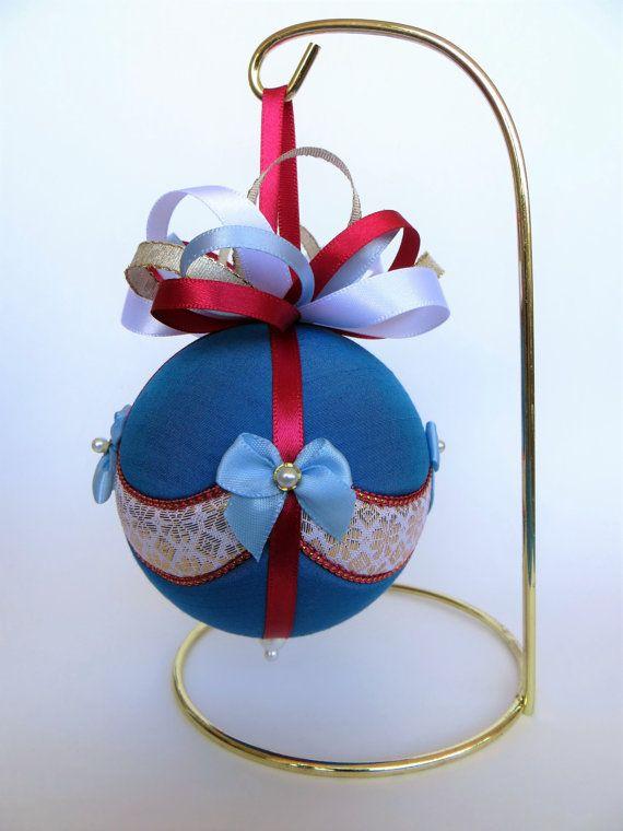 Natale ornamento Tutorial modello istruzioni di OrnamentDesigns