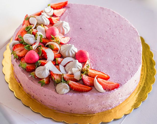 Крем для бисквитного торта: 15 моих самых популярных рецептов