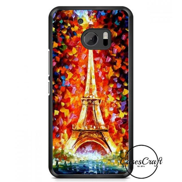 Vintage Eiffel Paris HTC One M10 Case