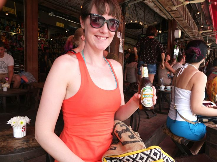 Our #ambassador Katie wearing the ADA dress in #Thailand #travel