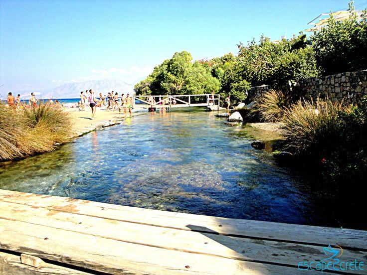 Almiros River // Agios Nikolaos,Crete