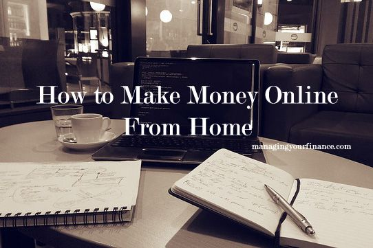 how to make money online at home in india