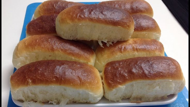 How to Make Super Soft Long Buns | Tea Time Buns