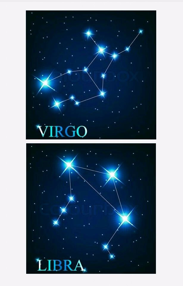 Virgo & Libra Constellation | Tattoos/Misc. | Pinterest ...