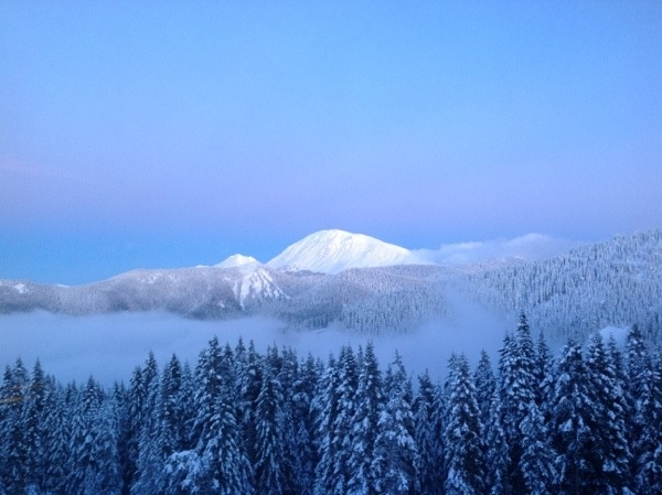 Ilgaz Mountain, Kastamonu/Turkey #blue