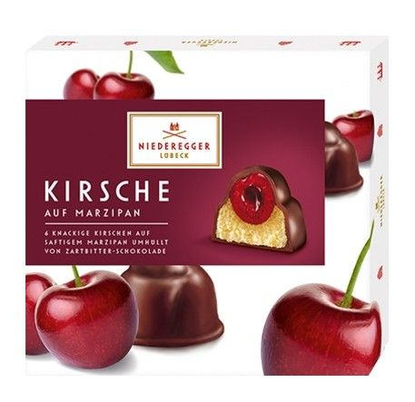 Niederegger Marzipan cherry chocolates