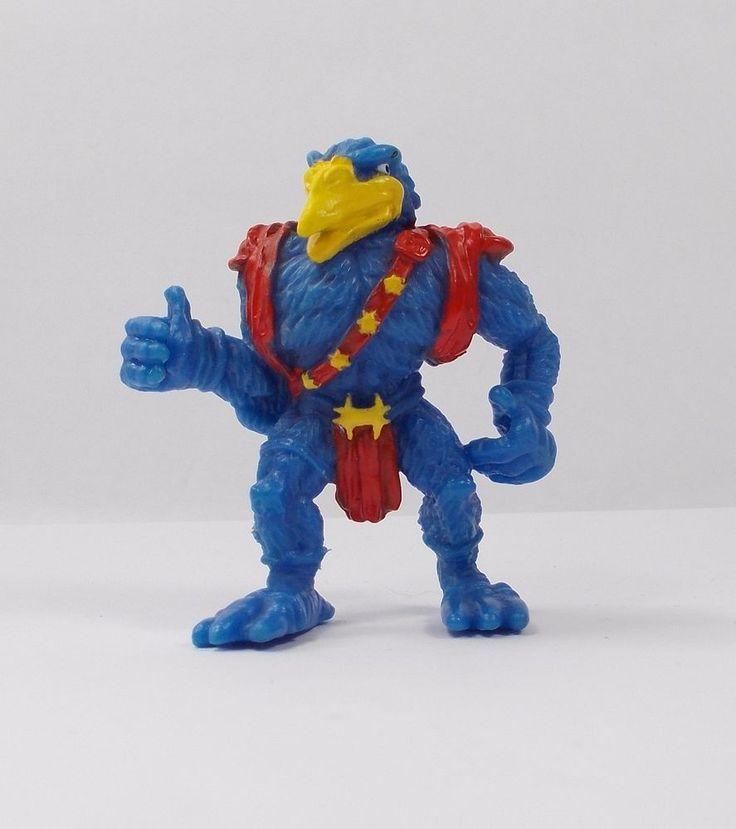Monster Ninja Warriors In My Pocket - 16 Ninja Vulture - Mini Figure