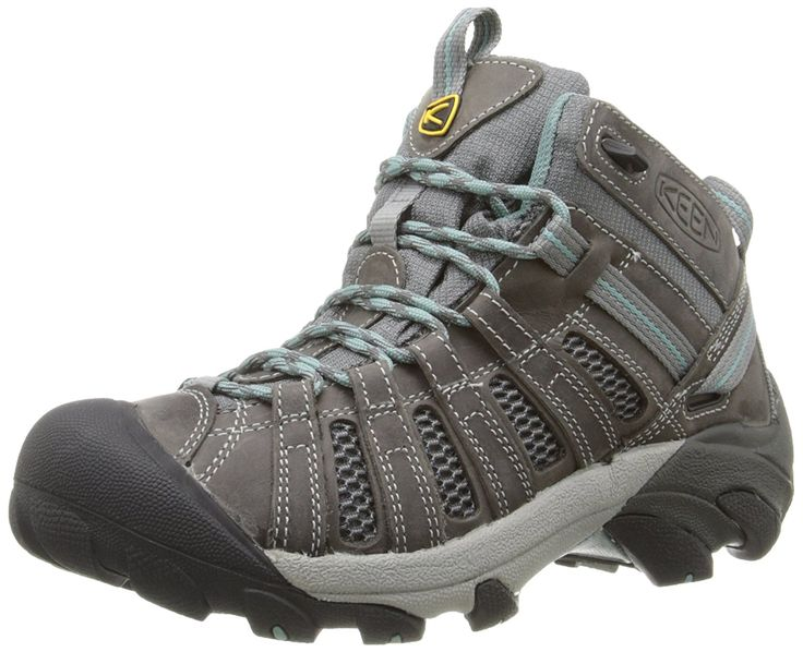 KEEN Voyageur Mid Hiking Boot - One of the Best Hiking Boots for Women