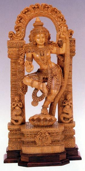 Manufacturers Exporters and Wholesale Suppliers of Krishna Statues Jaipur Rajasthan