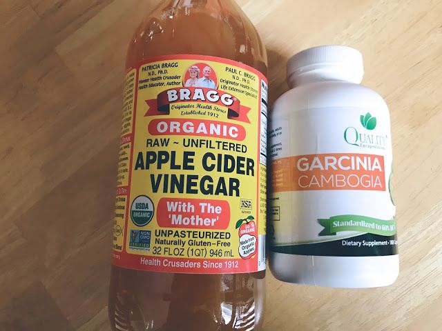 I'm sure that you have seen or read by now about this great case study by this college student that took a combo of Apple Cider Vinegar and ...