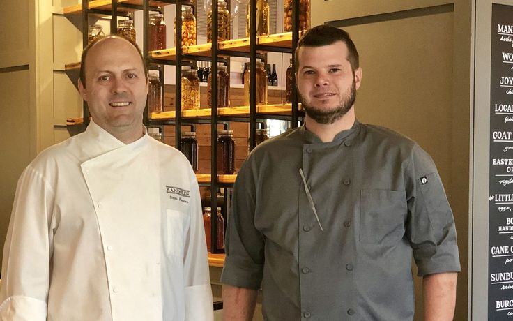Mandolin restaurant new Chef de Cuisine Cuisine