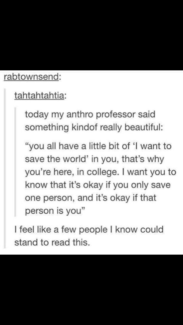 This actually made me cry a little bit