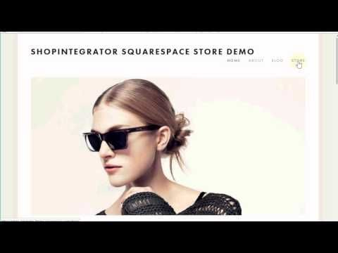 Add a #Free SquareSpace shopping cart into your site to turn it into a SquareSpace online store with our new step-by-step SquareSpace ecommerce tutorial.