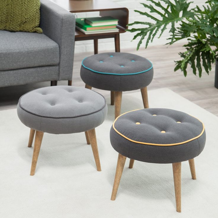 25 Best Ideas About Modern Ottoman On Pinterest Ottoman Table Ottoman Coffee Tables And