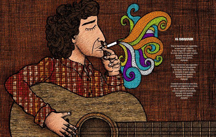 El cigarrito / Victor Jara .