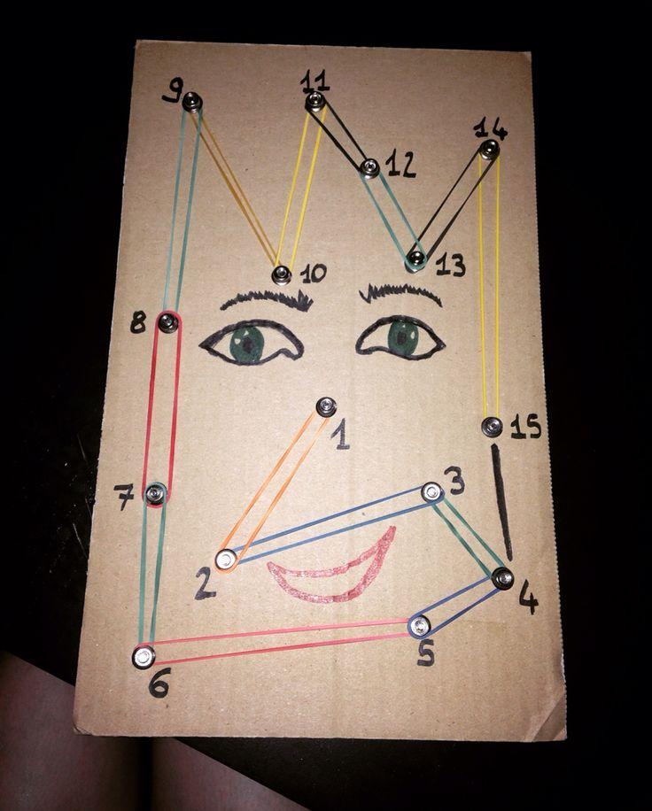 Imparare la sequenza numerica giocando...