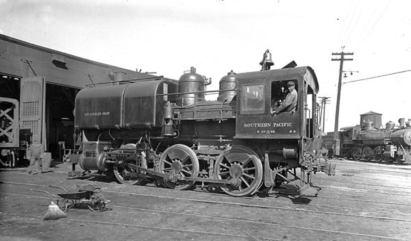 Switcher sp 107 los angeles 1910 steam pinterest for Electric motor repair baltimore