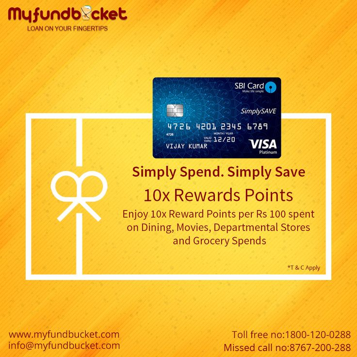 Apply Credit Card Online   Simply Spend, Simply Save Visit: www.myfundbucket.com/Credit-Card Toll Free: 1800-120-0288 #credit #card #online