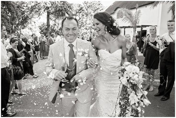 Cisco & Lani's wedding at Molenvliet Wine Estate in Stellenbosch near Cape Town, South Africa.  See more of this wedding on our blog http://www.zara-zoo.com/blog/fresh-wedding-ideas-molenvliet/