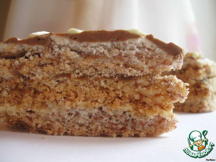 "Торт ""Рахат"" - кулинарный рецепт"