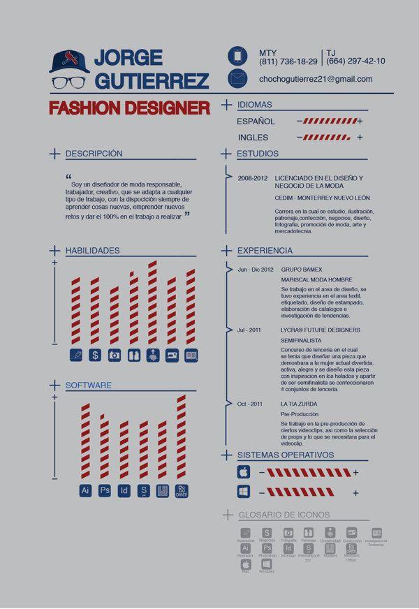 26 best CV images on Pinterest   Resume design, Creative ...