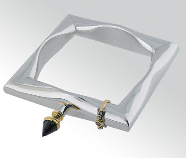 Art Jewelry Finalist—Hollowware Phill Mason  Masons Studio Jewellers Hobart, Tasmania, Australia