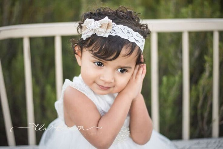 Newborn Headband, baby headbands, Burlap headband, Burlap Bow Lace Headband, Rustic Flower girl burlap headband, Lace headband rhinestone by ElluraSage on Etsy https://www.etsy.com/listing/499186317/newborn-headband-baby-headbands-burlap