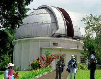 Wisata Teropong Bintang Bosscha Lembang Bandung