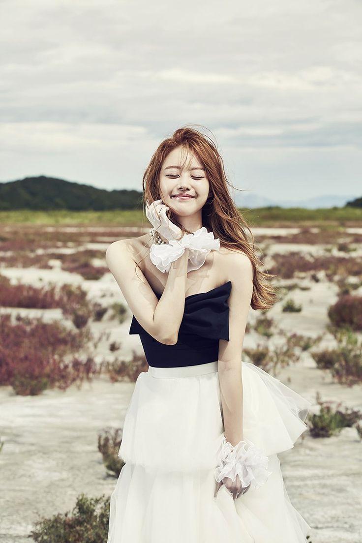 Song Ji Eun 'Bobby Doll' Teaser Images