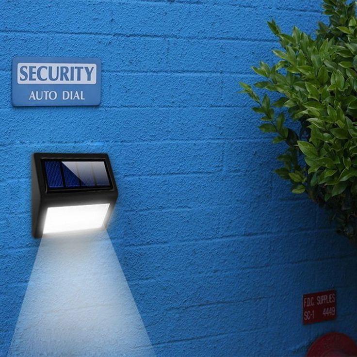 1000 Ideas About Fence Lighting On Pinterest Solar Lights Backyard Lighti