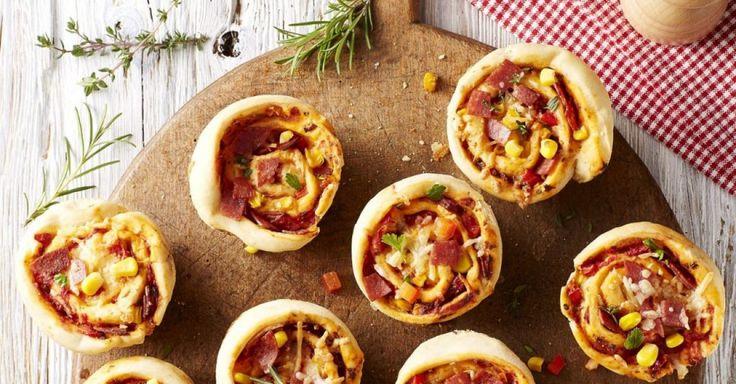 KONSUM DRESDEN eG   Pizza-Muffins
